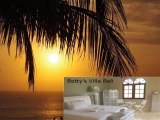 Betty's villa legian - Legian vacation rentals