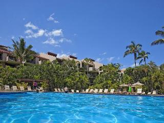 Kamaole Sands #10-114 Oversized  2BD 2BA Inner Courtyard and Ocean View - Kihei vacation rentals