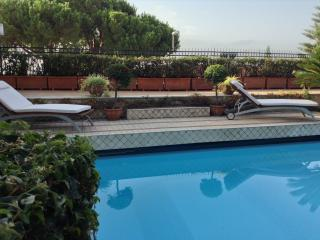 Downtown villa  with  pool, sea view, near the sea - Formia vacation rentals