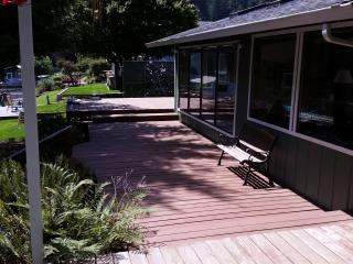 Alsea River House Waldport OR - Waldport vacation rentals