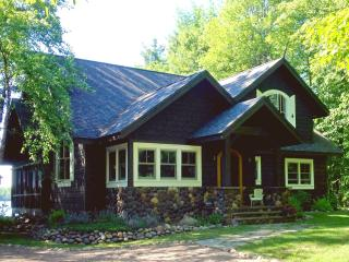 Vintage Northwoods Lodge with Charm & Comfort - Hayward vacation rentals