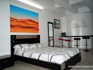 VERY NICE LOFT WITH MARVELOUS VIEW OVER THE CITY - Cartagena vacation rentals