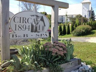 Circa 1894 B&B and Day Spa - Lanark vacation rentals