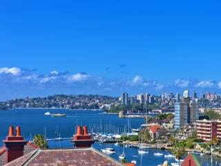 Convenient Harbour side Kirribilli  stunning views - Kirribilli vacation rentals