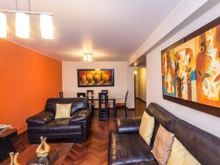4 BEDROOM APT NEAR LARCOMAR  5TH MIRAFLORES - Lima vacation rentals