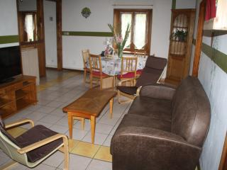 2 bedroom Gite with Internet Access in Orbey - Orbey vacation rentals