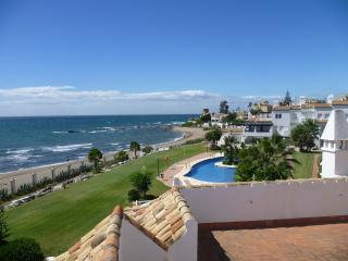 BEACH FRONT Penthouse - Costa Del Sol - Mijas vacation rentals
