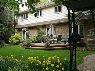 Comfortable Bed and Breakfast with Internet Access and A/C - Oakville vacation rentals