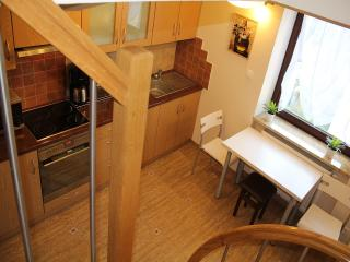 3 bdr Lucky 13 Apt in the city centre a/c,  lift - Krakow vacation rentals
