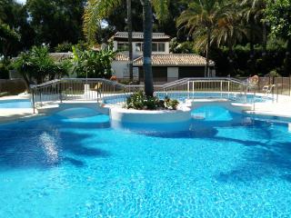 Three bedroom seaside apt, Golden Beach, Marbella - Elviria vacation rentals