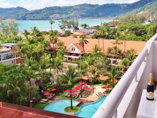 Full Seaview, 2 bedroom Apartment. Best location! - Patong vacation rentals