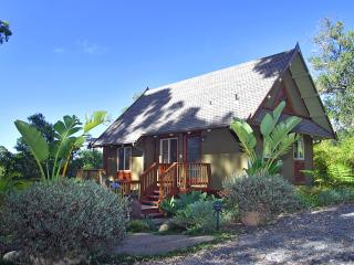 Thai Tree House - Upcountry Maui Luxury Cottage - Makawao vacation rentals