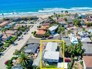 SPACIOUS Beach Home ***3 Houses to OCEAN*** - Pacific Beach vacation rentals