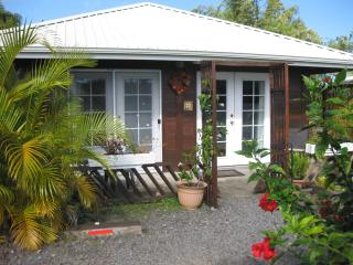 Gorgeous Cottage with Porch and DVD Player - Ninole vacation rentals