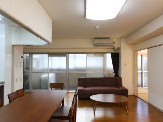 2 bedroom Condo with Internet Access in Kyoto - Kyoto vacation rentals