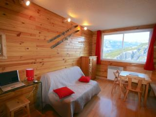 Nice Studio with Internet Access and Television - Le Sauze vacation rentals