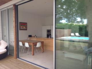 Modern Villa w Heated Pool nr Hossegor - Hossegor vacation rentals