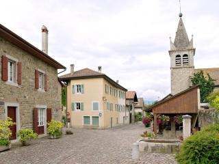 Romantic 1 bedroom Apartment in Nernier with Kettle - Nernier vacation rentals