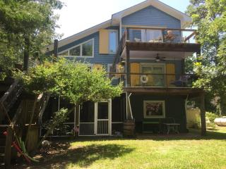 Waterfront private home on Intracoastal - Wilmington vacation rentals
