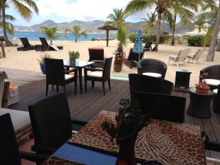 Sunny Condo with Deck and Internet Access - Marigot vacation rentals