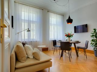 Two-Bedroom Art Nouveau Apartment - Prague vacation rentals