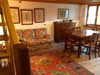 Attico di pregio nuovo ultimo piano panoramico - San Vito Di Cadore vacation rentals
