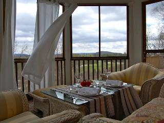 Charming spacious country home with stunning views - Lenox vacation rentals