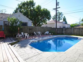 Uptown Home with Pool - New Orleans vacation rentals
