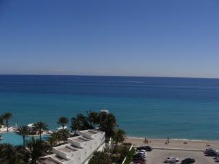 LUXURY OCEAN FRONT CONDO IN SUNNY HOLLYWOOD BEACH - Hollywood vacation rentals