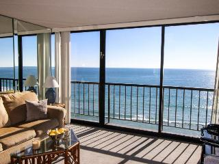 Oceanfront with oceanview balcony, shared pool/hot tub! - San Diego vacation rentals