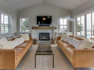Brand new home w/ well-appointed patio, ocean views, and family-friendly perks - Santa Cruz vacation rentals
