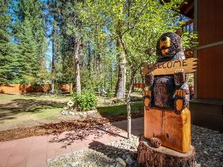 Cozy home with a private hot tub, sauna & pool table - magical inside & out! - South Lake Tahoe vacation rentals