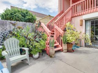 Cute ocean-themed house close to beach w/patio & garden! - Port Isabel vacation rentals