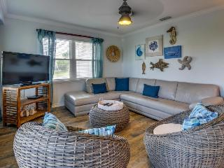 Stunning oceanview house, dog-friendly & across the street from the beach! - Port Isabel vacation rentals