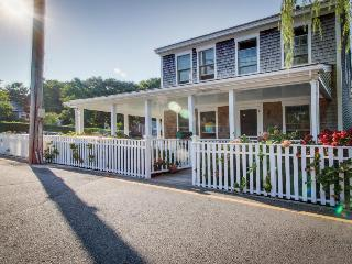 Charming home w/a wrap-around porch in a historic district! - Nantucket vacation rentals