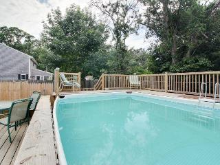 Dog-friendly clapboard home with private pool, hot tub, & outdoor shower - Edgartown vacation rentals