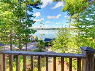 Cute oceanfront suite with balcony! - Edgecomb vacation rentals