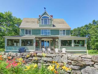 Stunning home overlooking a marsh, tidal river, and ocean! - Kennebunkport vacation rentals