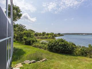 DIETR - Menemsha Pond Waterfront, Mooring, Wifi, Central A/C - Chilmark vacation rentals