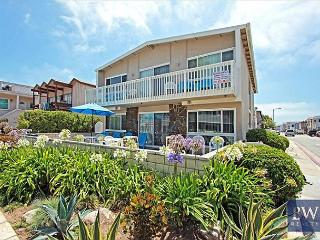 One House from Sand with a Huge Patio! (68250) - Newport Beach vacation rentals