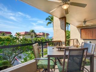 AC Included, 2 Bedroom, 3 Bathroom with Ocean Views! Kona Pacific D524 - Kailua-Kona vacation rentals