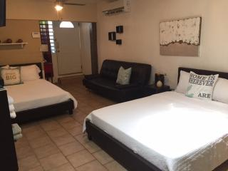 BIG STUDIO SLEEP 6/Steps from Beach min frm Airpt - Isla Verde vacation rentals