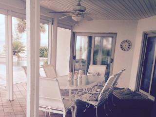 GULF FRONT Private Beach home 4bdrm/4bath - Belleair vacation rentals