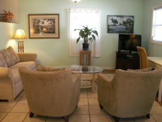 Orange Blossom Cottage. Huge yard. Pets welcome! - Gulfport vacation rentals