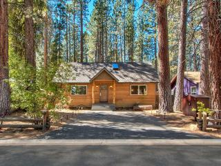 """TahoeFiesta"" home in Tahoe - hot tub,  game room - South Lake Tahoe vacation rentals"
