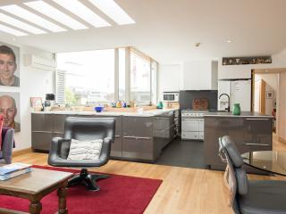 2-bed Soho Penthouse w/ roof garden - London vacation rentals
