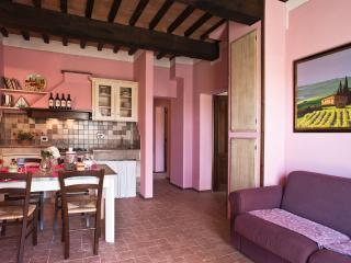 Podere Campaini appartamento Rosa - Villamagna vacation rentals