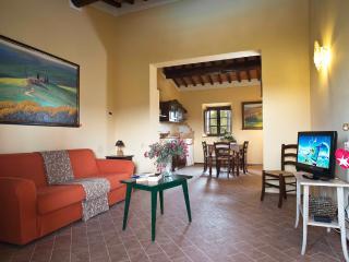 Podere Campaini appartamento Alchechengi - Villamagna vacation rentals
