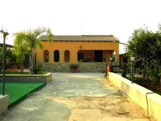 Villa Salvina tra mare e collina - Cassibile vacation rentals