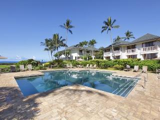 Poipu Kapili 20 - Top Floor Oceanfront One Bedroom Condo with Pool - Poipu vacation rentals